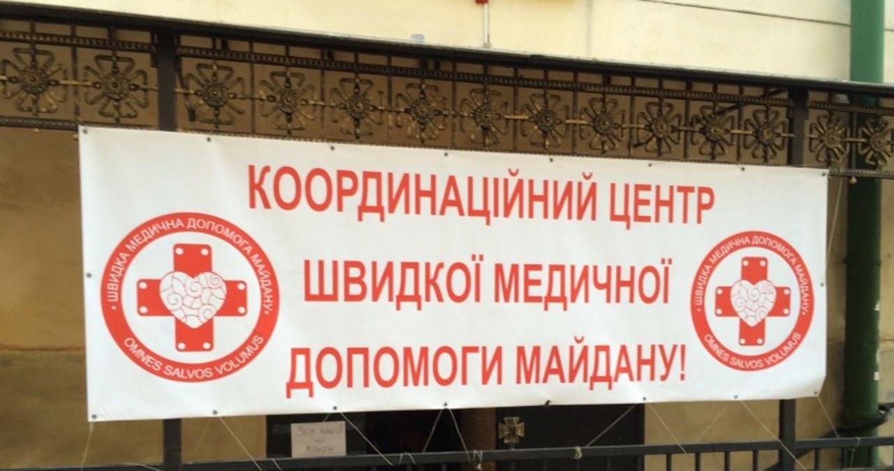 Lwów zbiera dary dla Kijowa