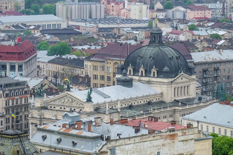 Lwów; Zdj. ilustracyjne /Jakub Walasek /Reporter