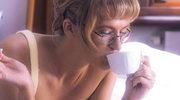 Łyk gorącej herbaty najlepszy na upał!