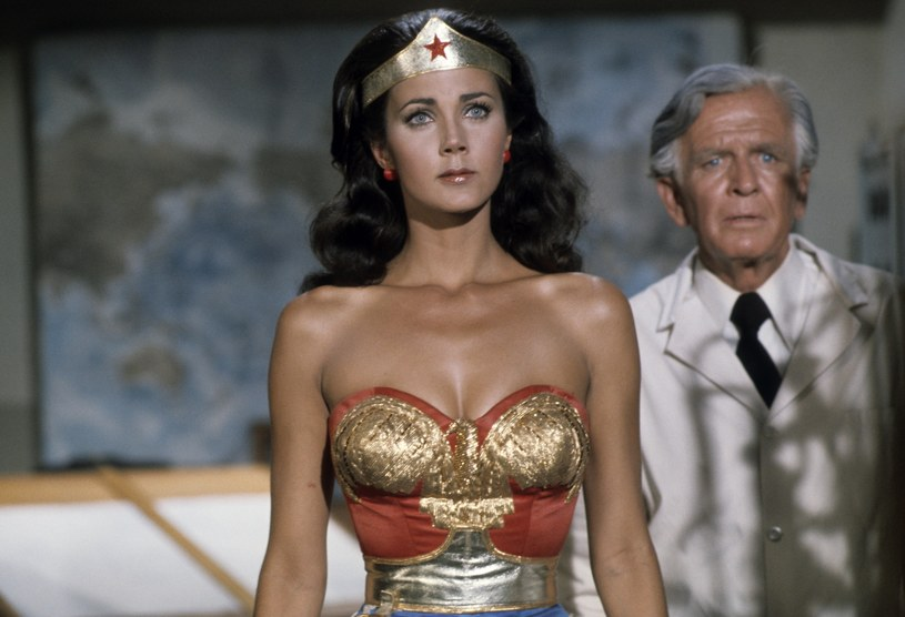Lynda Carter w latach 70. jako Wonder Woman /ABC Photo Archives /Getty Images