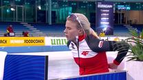 Łyżwiarstwo szybkie. Karolina Bosiek: Czekam na efekty ciężkiej pracy (POLSAT SPORT). Wideo