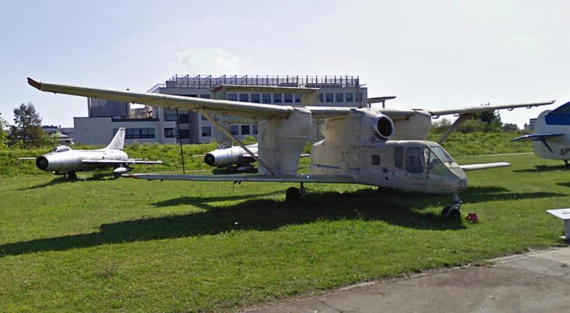 M-15 Belfegor w Muzeum Lotnictwa Polskiego w Krakowie Fot. Google /materiały prasowe