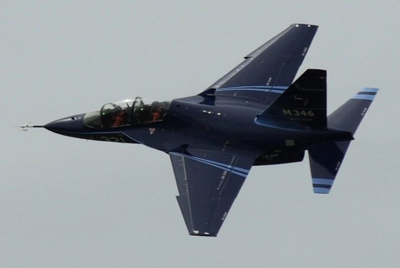 M-346 Master. Fot. autor Duch.seb /Wikipedia