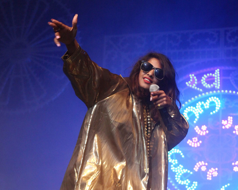 M.I.A. /Taylor Hill /Getty Images