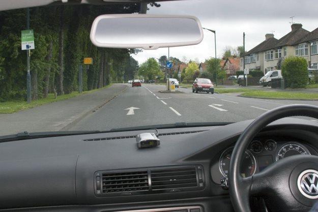 M.in. angielskie radary będą groźne dla polskich kierowców /