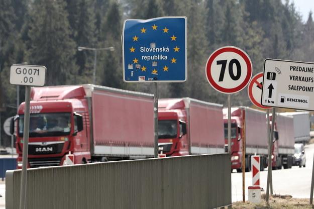 M.in. na polsko-słowackim przejściu granicznym w Chyżnem planowane są wzmożone kontrole / Grzegorz Momot    /PAP