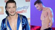 """""""M jak miłość"""": Andrzej Młynarczyk nie musi wciągać brzucha stojąc na trampolinie..."""