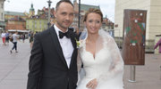 """""""M jak miłość"""": Anna Gzyra już po ślubie"""