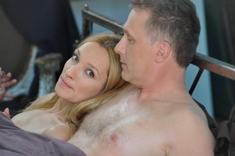 """""""M jak miłość"""": Artur i Teresa /Agencja W. Impact"""