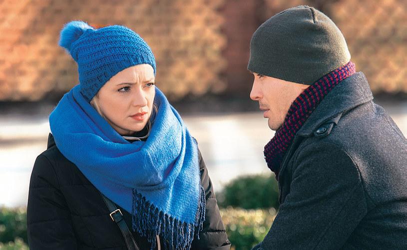 """""""M jak miłość"""": Co zrobi Asia, gdy Tomek wyzna jej, że jest ojcem Helenki? /Agencja W. Impact"""