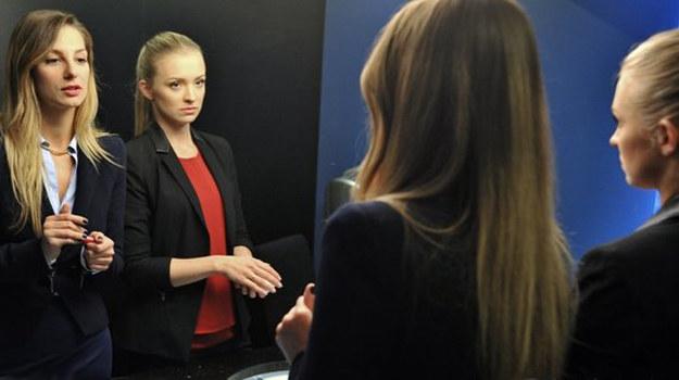"""""""M jak miłość"""": Czy Joannie uda się odejść z kasyna? /www.mjakmilosc.tvp.pl/"""