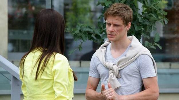 """""""M jak miłość"""": Czy Madzia przyjmie przeprosiny kochanka? /MTL Maxfilm"""