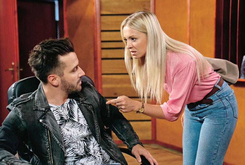 """""""M jak miłość"""": Joanna pozna rodzinę Eryka, a potem... zrobi mu karczemną awanturę! /Tele Tydzień"""