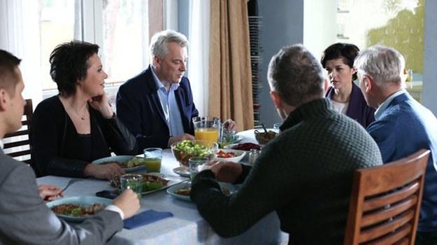 """""""M jak miłość"""": Koszmarny obiad /www.mjakmilosc.tvp.pl/"""