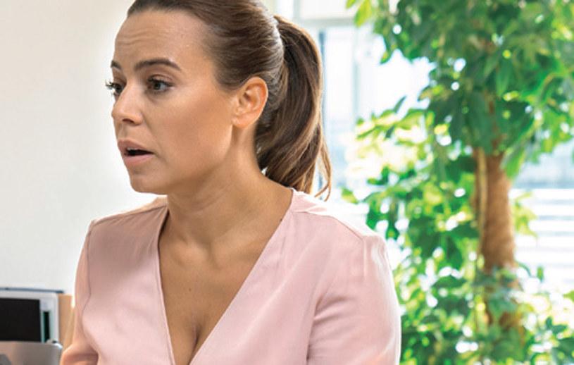 """""""M jak miłość"""": Magda pochwali się, że zaczyna studia zaoczne /Świat Seriali"""