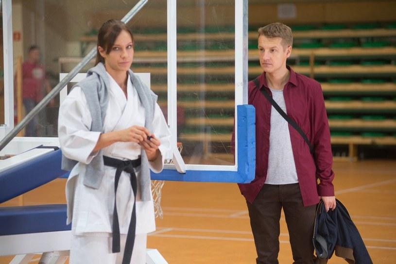 """""""M jak miłość"""": Mistrzyni karate /Agencja W. Impact"""