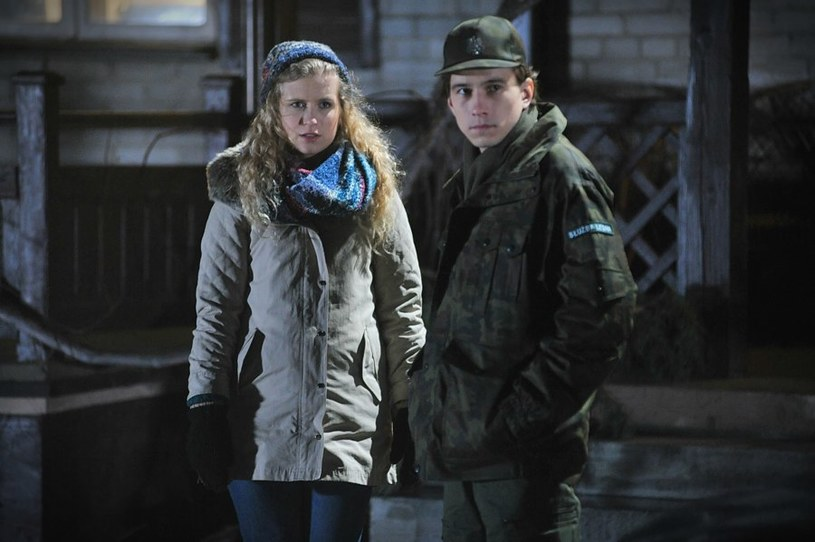 """""""M jak miłość"""": Natalka i Franek /Agencja W. Impact"""