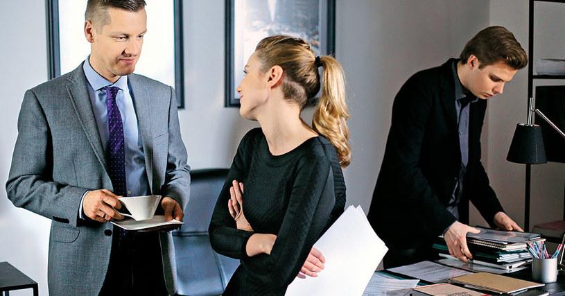 """""""M jak miłość"""": Olga robi wszystko, by Piotrek się nią zainteresował. On jednak traktuje ją, jak młodszą siostrę /Tele Tydzień"""