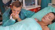"""""""M jak miłość"""": Oświadczyny w szpitalu"""