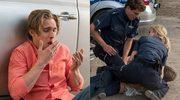 """""""M jak miłość"""": Pobity policjant"""