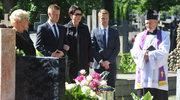 """""""M jak miłość"""": Pogrzeb Michała Łagody! Mamy zdjęcia!"""