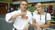 """""""M jak miłość"""": Robert Moskwa złotym medalistą w karate!"""