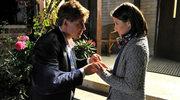 """""""M jak miłość"""": Romantyczne zaręczyny w Grabinie"""