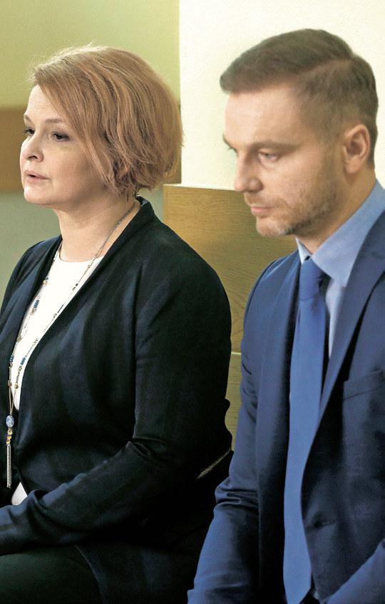 """""""M jak miłość"""": Rozwód Budzyńskich /Świat Seriali"""