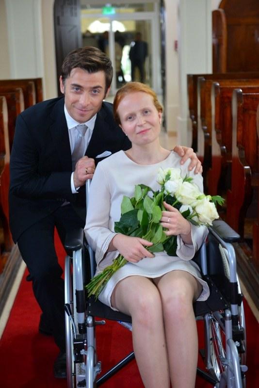 """""""M jak miłość"""": Ślub Ewy i Marka /Agencja W. Impact"""