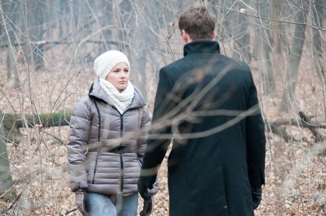 """""""M jak miłość"""": Spotkanie z... duchem? /Agencja W. Impact"""