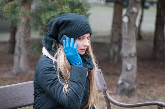 """""""M jak miłość"""": Teresa zabije się z miłości?! /Agencja W. Impact"""
