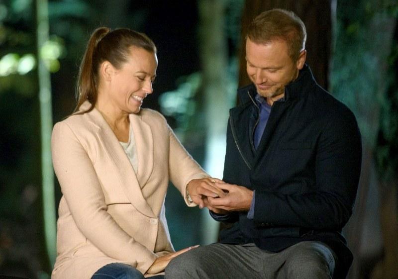 """""""M jak miłość"""": To nie zaręczyny! /Agencja W. Impact"""