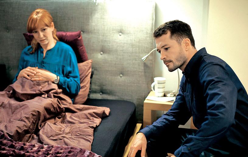 """""""M jak miłość"""": Tomek jest zszokowany wyznaniem Agnieszki, ale decyduje się jej pomóc /Świat Seriali"""