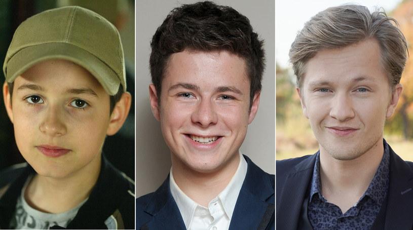 """""""M jak miłość"""": Trzy twarze syna Marty /Agencja W. Impact"""