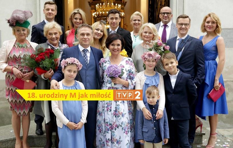 """""""M jak miłość"""" /www.mjakmilosc.tvp.pl/"""
