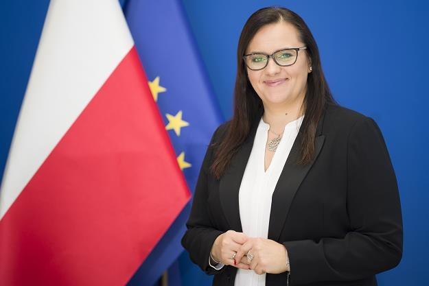 M. Jarosińska-Jedynak, minister funduszy i polityki regionalnej /fot. materiały prasowe MFiPR /