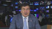 M. Saakaszwili: Nie wolno nie doceniać obłędu Putina