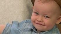 Ma 17 miesięcy i jest Małym Misterem Polski