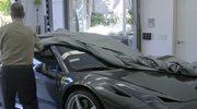 Ma garaż tak wielki jak parking wielopoziomowy!