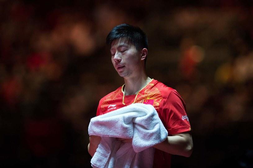 Ma Long /AFP