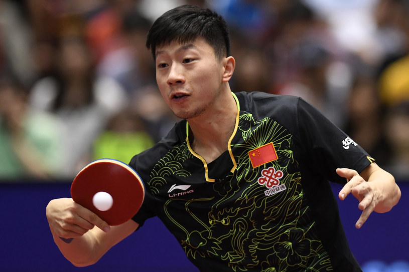 Ma Long /Getty Images