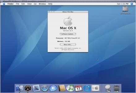 Mac OS X 10.4 wita. Niektórych rzeczy trzeba się będzie uczyć od nowa /materiały prasowe