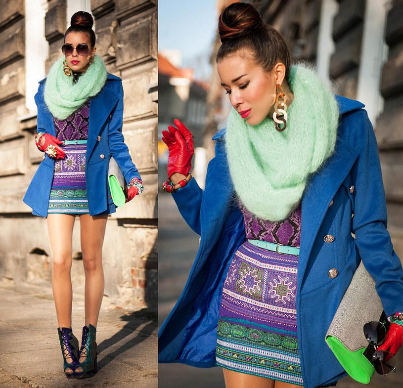 Macademian Girl /Tamara Gonzalez Perea /Styl.pl