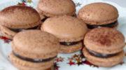 Macarons au chocolat, Pierre Hermé