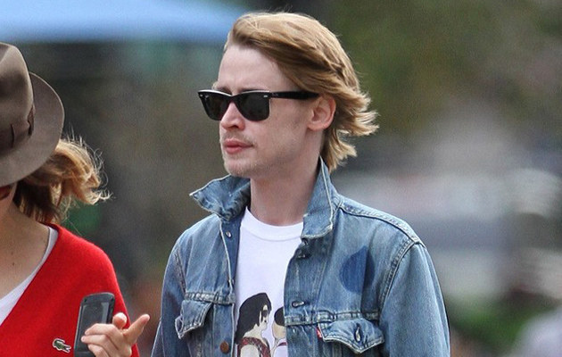 Macaulay Culkin   /East News