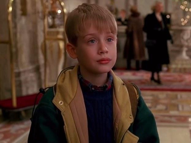 Macaulay Culkin jako Kevin McCallister /YouTube