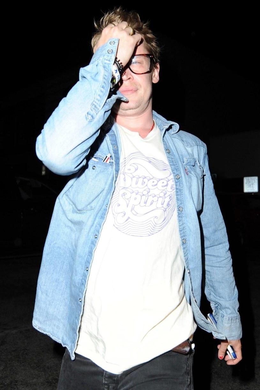 Macaulay Culkin na najnowszych zdjęciach /Picture Perfect / Twist /East News
