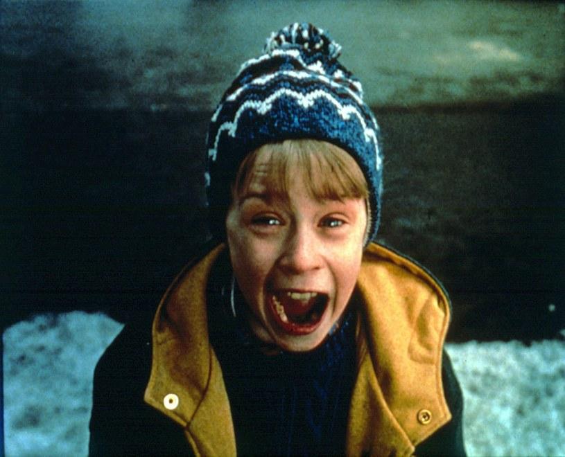 "Macaulay Culkin w filmie ""Kevin sam w Nowym Jorku"" /Mary Evans Picture Library /East News"