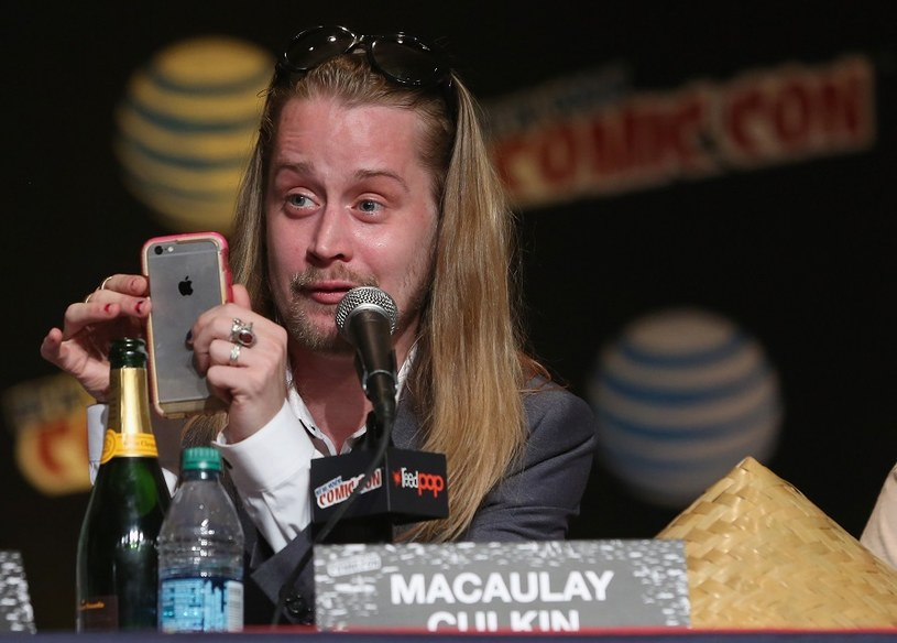 Macaulay Culkin zmienił się nie do poznania /AFP