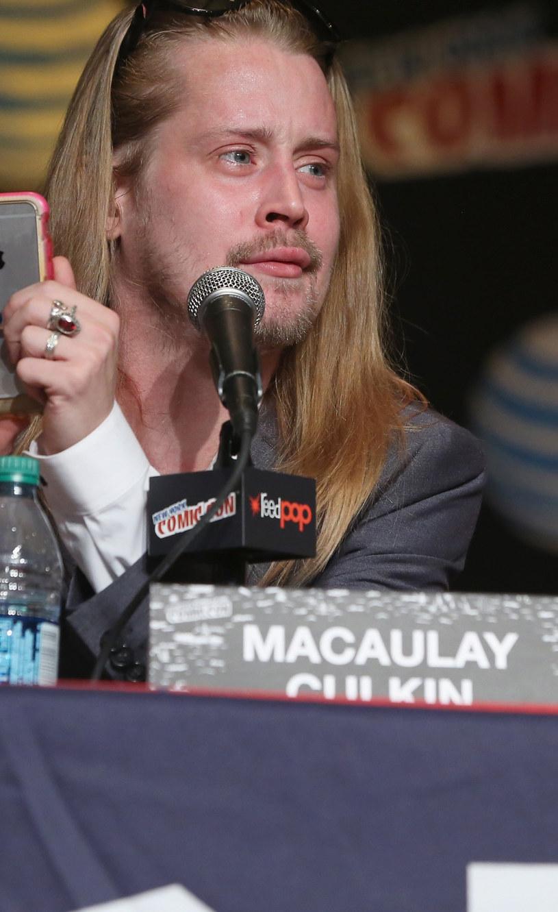 Macaulay Culkin /Cindy Ord /Getty Images